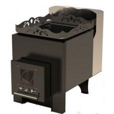 Печь дровяная для бани Rst 20/t под теплообменник