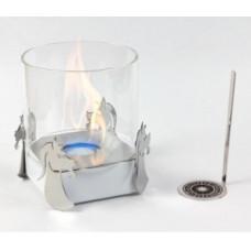 Биокамин Lux Fire Козерог белый