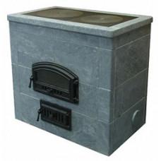 Отопительно-варочная печь Ер 6 Теплый камень