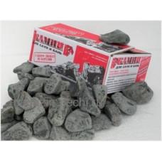 Габбро-диабаз (20 кг.) камни для бани и сауны
