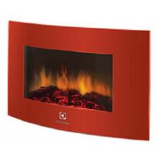 Электрокамин Electrolux Efp/W-1200urls красный