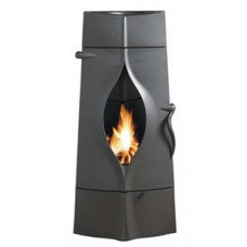 Печь-камин Invicta Oracle  для дома и дачи
