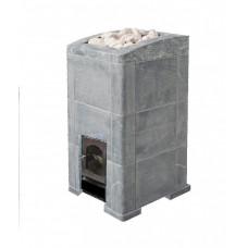 Банная печь Kastor (Кастор) Karhu 20 Pк  в камне Прима-Люкс Gt