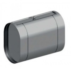 Бак для нагрева 60 л под контур горизонталь (овальный)