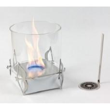 Биокамин Lux Fire Стрелец белый