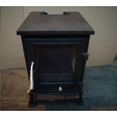 Печь-камин чугунная Eurokom (Евроком) Siena  для дома и дачи