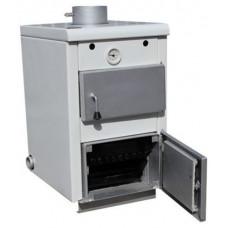 Котел стальной на природном газе и твердом топливе Кстг-50 Гефест