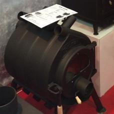 Газогенераторная печь г\г «Буран» АОТ-06 тип 00 с\с до 100м3 со стеклом