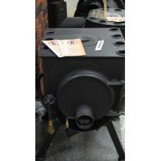 Печь Аот-06 тип 00 плита 1 конфорка без стекла Бренеран отопительная для дачи и дома