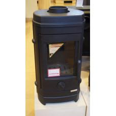 Чугунная печь-камин Марсель 7 (пк-7) Мета для дома и дачи