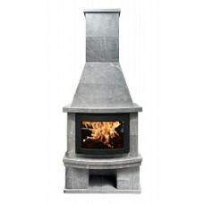 Камин Fs 7 для дома и дачи Теплый камень