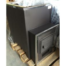 Банная печь Радуга Пб-21 толщина металла 4 мм