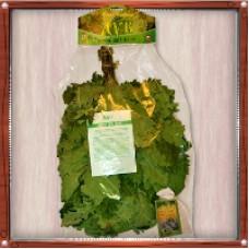 """Веник """"Экстра"""" из кавказского дуба с чабрецом в индивидуальной упаковке"""
