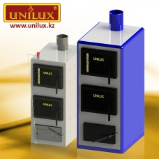 Угольный котёл  Unilux (Юнилюкс, Казахстан) кув-25  на 200-250 м2 (без кожуха)