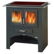 Кухонная плита без духовки (стеклокерамика) Abx