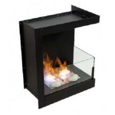 Топливный блок Lux Fire Угловая 300