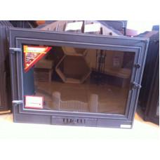 Чугунная топка Промо 700Ш (тк-10) Мета  для дома и дачи