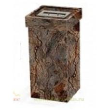 Биокамин Биотепло Flam Box большой коричневый