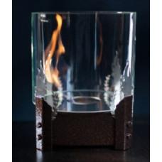 Биокамин Lux Fire Колизей медь