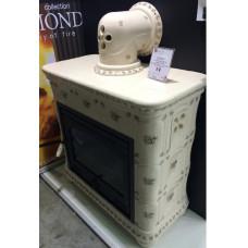 Фаянсовая печь Regnier (Ренье, Франция) Селин