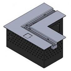 Автоматический модуль Autofire: Секция угловая Ма-50