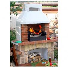 """Садовый камин гриль Barbecue """"Элит"""""""