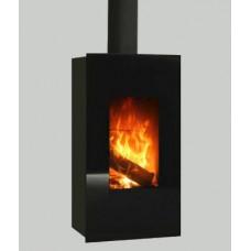 Печь-камин M-Design (М-Дизайн) Зино 900 Голд+