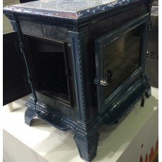 Печь-камин Hergom Heritage черный