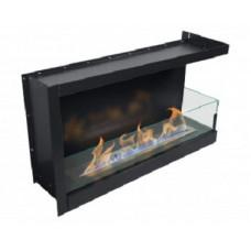 Топливный блок Lux Fire Угловая 900