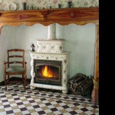 Фаянсовая печь Regnier (Ренье, Франция) Аннабель / Annabelle