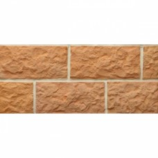 Терракотовая плитка Терракот Рваный камень Макси разноцвет (0,6 м2)