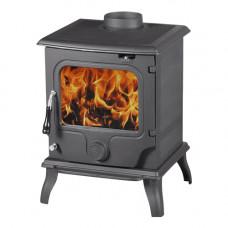 Чугунная отопительная печь-камин FireWay (Фаирвэй) Пауль/Paul