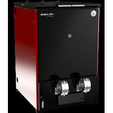Котел твердотопливный Термокрафт ZEUS Turbo (Зевс Турбо) 56-76 кВт