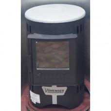 """Печь """"Умка 150"""" Ферингер отопительно - варочная печь-камин длительного горения  для дачи и дома Ферингер"""