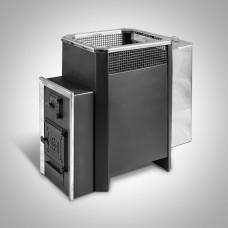 Печь банная ПБ-31Б толщина стали 6 мм