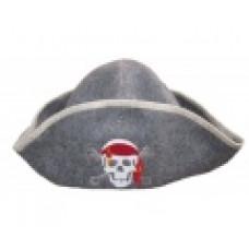 Шапка для сауны модельная Пират П