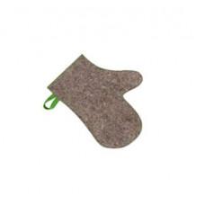 Рукавица для сауны суровая Б44 (Е)