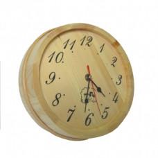 Часы стрелочные (сосна и термососна) (СС)
