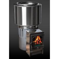 Чугунная печь для бани Карелия-5 с порталом