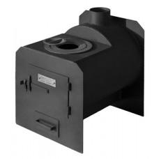 Печь отопительная Жара-Бухара 450П с конвективным экраном купить