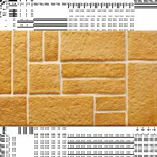 Терракотовая плитка Терракот Шамот Хаос разноцвет (0,84 м2)