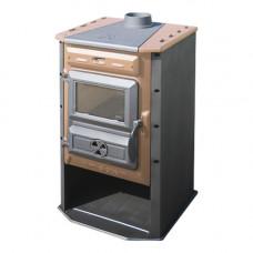 Печь-камин Magic Stove коричневая