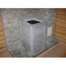 Декор Рваный камень талькохлорит цена за м2