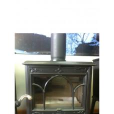 Чугунная печь-камин Jotul F100 BP для дома и дачи