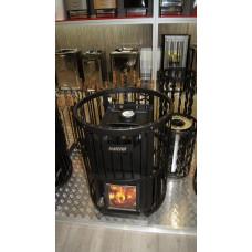 Финская печь-каменка  Harvia Legend 150  дровяная банная для бани и сауны