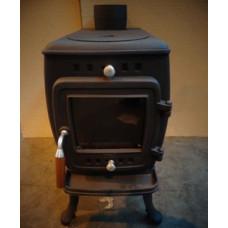 Печь-камин чугунная BARI  для дома и дачи