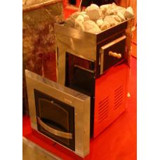 Печь Сударушка МК Нержавеющая сталь Инжкомцентр для русской бани (банная) купить по отличной цене