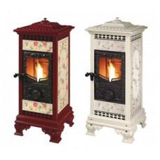Пеллетная печь-камин Castelmonte Cornelia Pellet  для дома и дачи