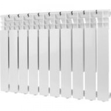 Биметаллический радиатор отопления Rommer Profi Bm 350 - 1 секции