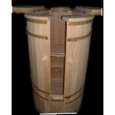 Двойная дверка для фитобочки